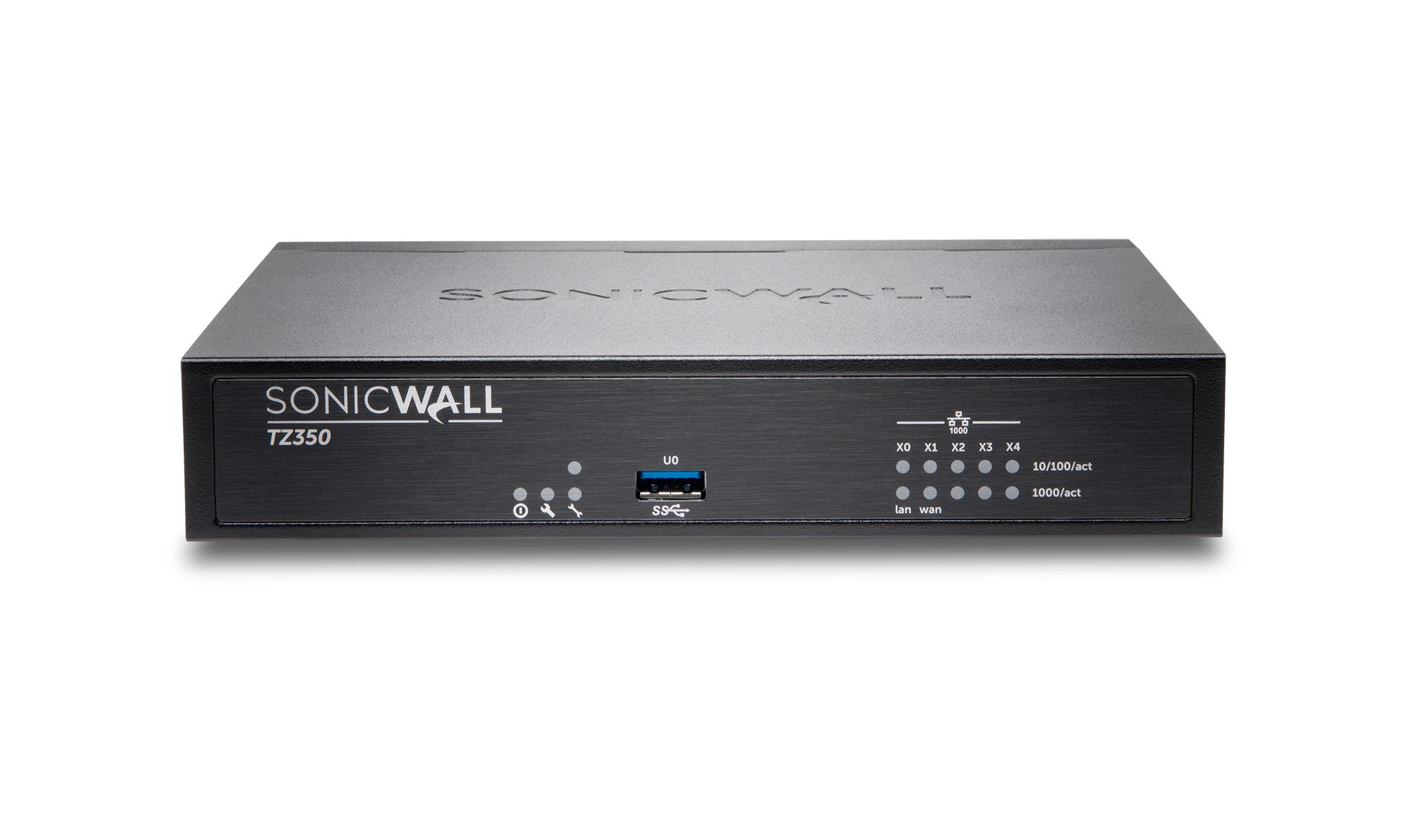 sonicwall tz 350