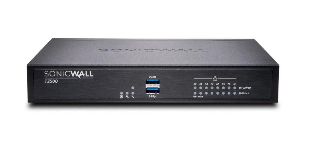sonicwall tz 500